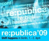 Blog Banner republica 2009