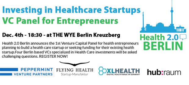 vc panel-health 2.0 Berlin