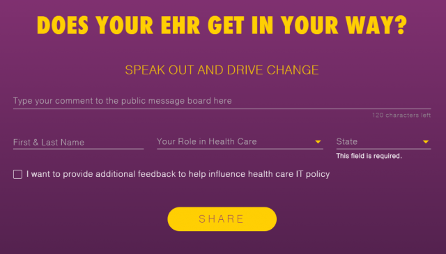 Does your EHR get in your way.