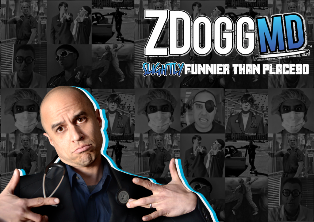 Screenshoot Website ZDoggMD_com